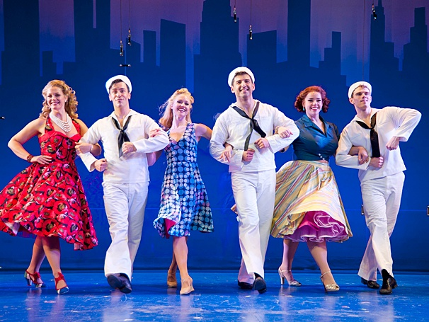 "Revival of ""On The Town"""